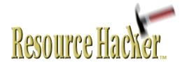 Просмотр содержимого исполняемых файлов Resource Hacker