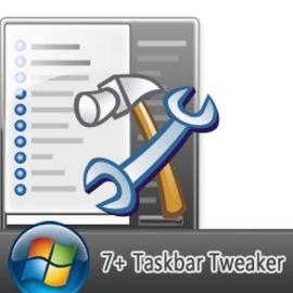 Настройка панели задач - 7+ Taskbar Tweaker