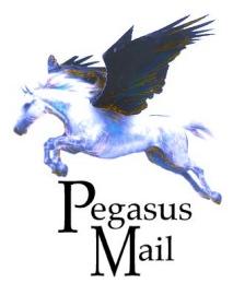 Почтовый клиент Pegasus Mail