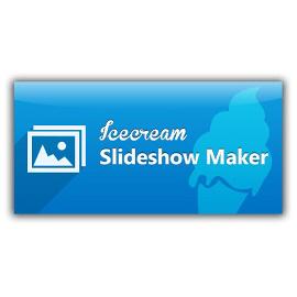 Создание слайдшоу IceCream Slideshow Maker