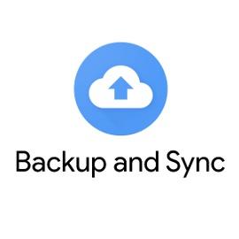 Резервное копирование Google Backup and Sync