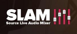 Воспроизведение музыки в онлайн-играх Slam