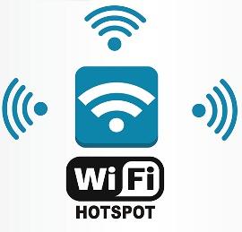Раздача интернета Wi-Fi HotSpot Creator
