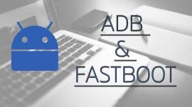 Компоненты из пакета Android SDK - ADB FastBoot