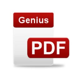 Просмотр PDF документов Genius PDF Reader