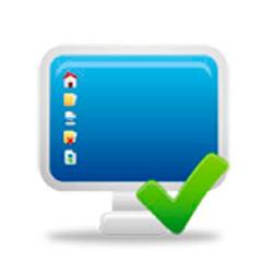 Сохранение расположения ярлыков на рабочем столе DesktopOK