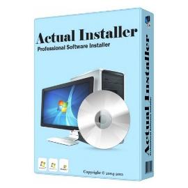 Создание инсталятора Actual Installer