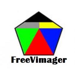 Графический редактор FreeVimager