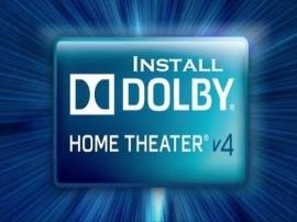 Настройка качества звучания Dolby Home Theater V4