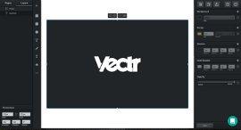 Векторный редактор Vectr