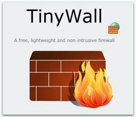 Защита сетевого подключения TinyWall