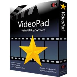 Видеоредактор VideoPad Video Editor