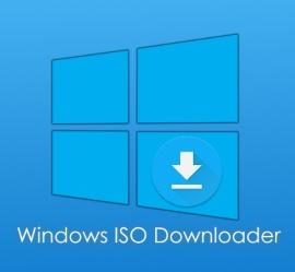 Загрузчик Windows ISO Downloader