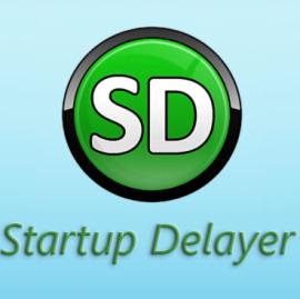Настройка автозапуска Startup Delayer