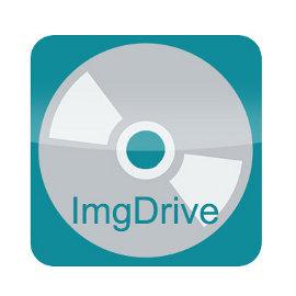 Монтирование образов дисков ImgDrive