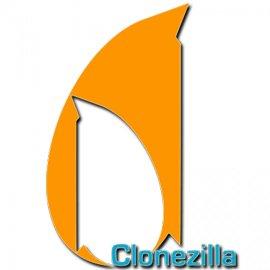 Резервное копирование жесткого диска Clonezilla