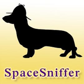 Анализа жесткого диска Space Sniffer