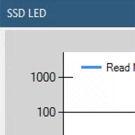 Индикатор активности жесткого диска SSD-LED