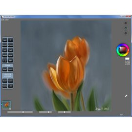 Графический редактор Speedy Painter