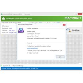 Сканер жетского диска Macrorit Disk Scanner