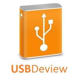 Информация о подключаемых устройствах USBDeview