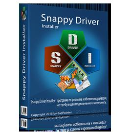 Обновление драйверов Snappy Driver Installer