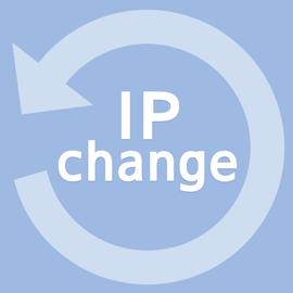 Изменение параметров сети IP Changer