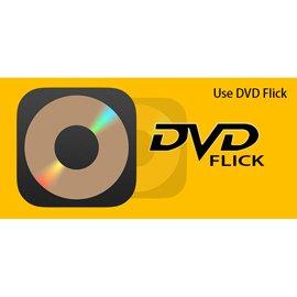 Создание образа диска DVD Flick