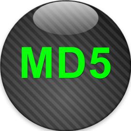 Сравнение контрольных сумм MD5 Checker