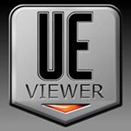 Просмотр файлов игр Umodel (UE Viewer)
