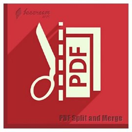 Редактор IceCream PDF Split & Merge