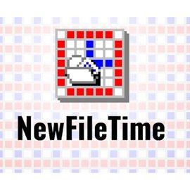 Изменение информации о файле NewFileTime