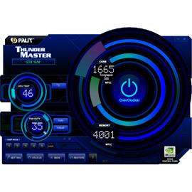 Разгон видеокарты ThunderMaster