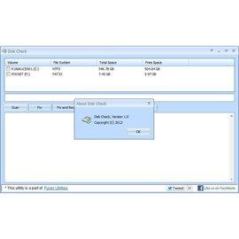 Проверка диска Disk Check