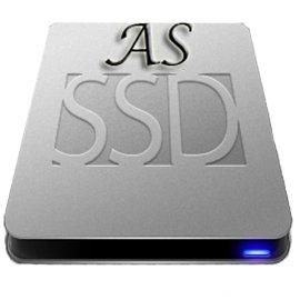 Проверка скорости диска AS SSD Benchmark