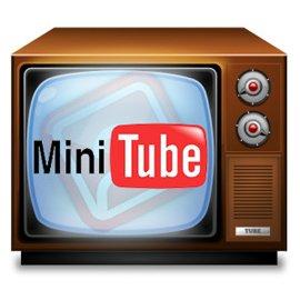 Просмотр YouTube - Minitube