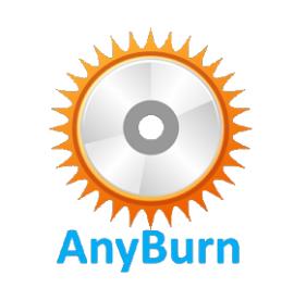 Запись дисков Any Burn