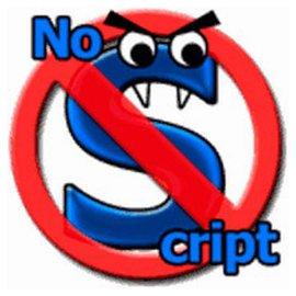 Расширение NoScript