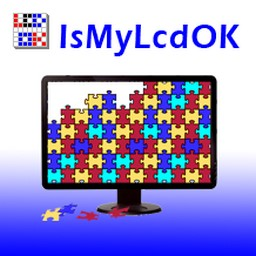 Проверка монитора на битые пиксели IsMyLcdOK