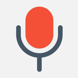Запись звука с микрофона Sonarca Sound Recorder Free