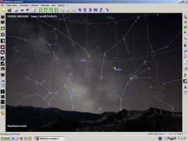 Планетарий WinStars