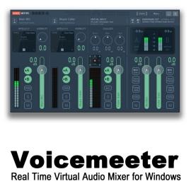 Микшер Voicemeeter