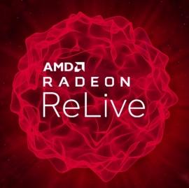 Запись экрана AMD Radeon ReLive