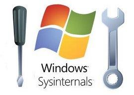 Мониторинг системы Sysinternals Suite