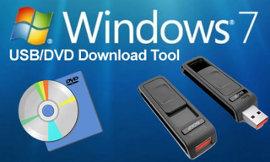 Загрузочный диск Windows 7 USB / DVD Download Tool
