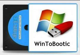 Загрузочные диски WiNToBootic