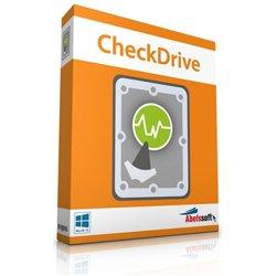 Проверка накопителей и жестких дисков Abelssoft CheckDrive