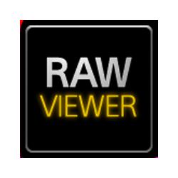 Просмотр изображений Free RAW Viewer