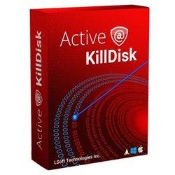 Удаление файлов Active KillDisk