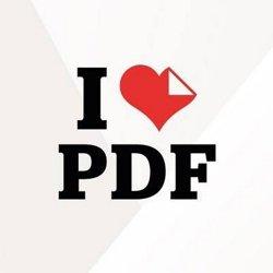 Работа с PDF файлами iLovePDF
